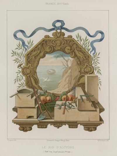 Kingfisher's Nest--Giclee Print