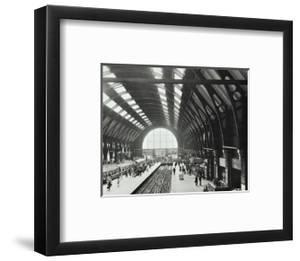 Kings Cross Station, Camden, London, 1970