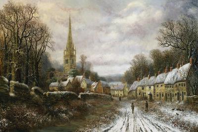 Kings Sutton, Northhamptonshire-Charles Leaver-Giclee Print