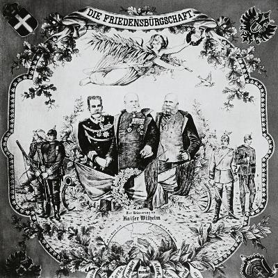 Kings William I--Giclee Print