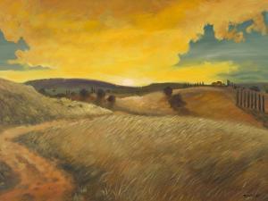 Bella Landscape by Kingsley