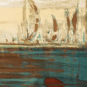 Calm Waters Square II by Kingsley