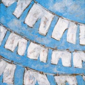 Dry Linen I by Kingsley