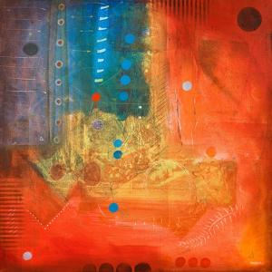 Four Corners I by Kingsley