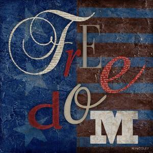 Freedom by Kingsley
