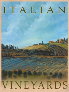 Italian Vineyards by Kingsley