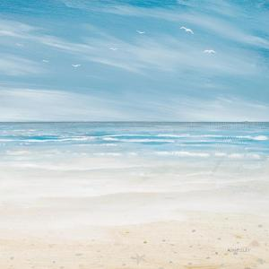 Misty Coastal Days I by Kingsley