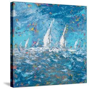 Sailing I by Kingsley