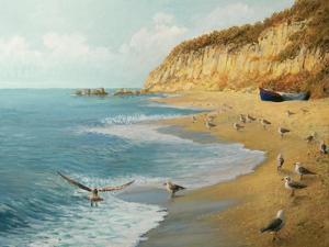 The Beach by kirilstanchev