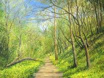 Sea Of Blossom-kirilstanchev-Art Print