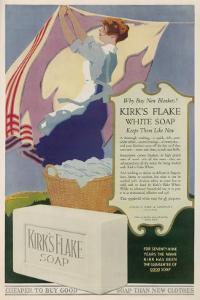 Kirk's Flake Soap