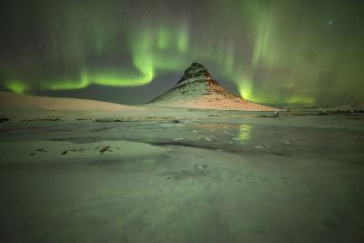 Kirkjufell Moutain-Philippe Manguin-Photographic Print