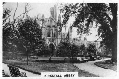 Kirkstall Abbey, Leeds, Yorkshire, C1920S--Giclee Print