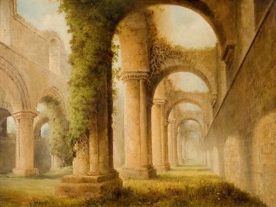 Kirkstall Abbey-Joseph Skelton-Giclee Print