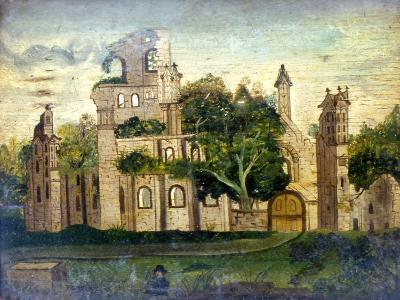 Kirkstall Abbey--Giclee Print