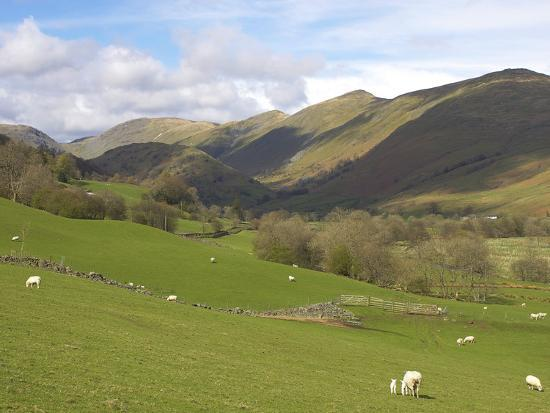Kirkstone Pass, Lake District National Park, Cumbria, England, United Kingdom, Europe-Jeremy Lightfoot-Photographic Print