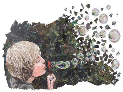 Bubbles by Kirstie Adamson