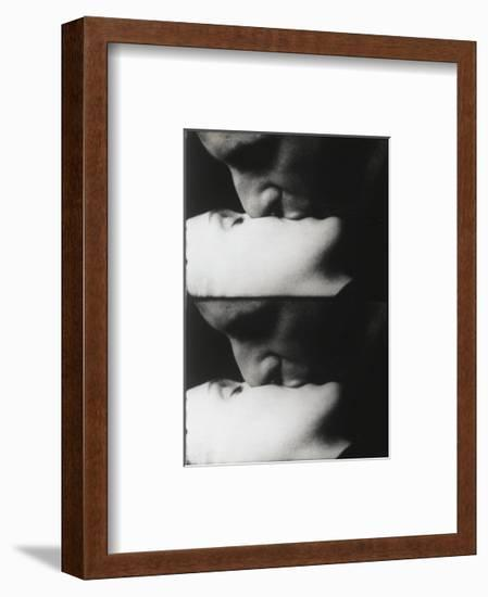 Kiss, 1963-Andy Warhol-Framed Giclee Print