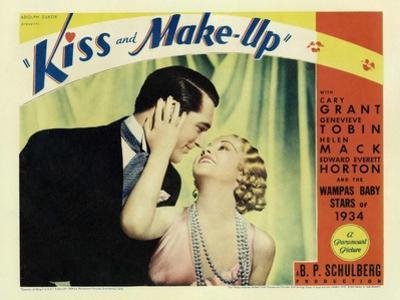 Kiss and Make-Up, 1934