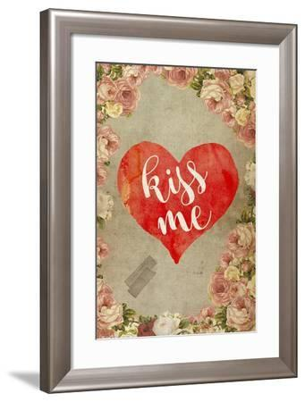 Kiss Me-Elo Marc-Framed Giclee Print