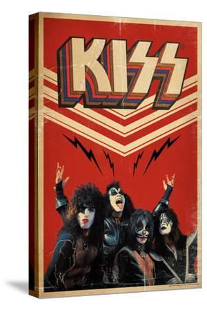 KISS - Retro Bolts
