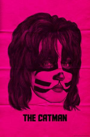 KISS - The Catman (Pink)