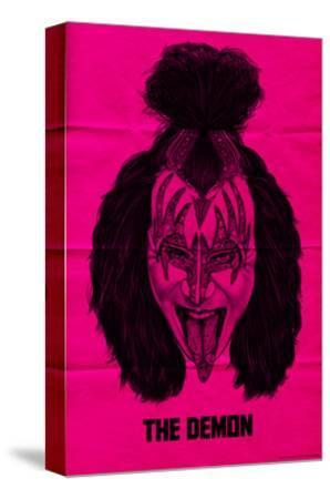 KISS - The Demon (Pink)