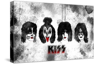 KISS Watercolor