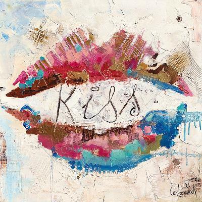 Kiss-Patrick Cornee-Art Print