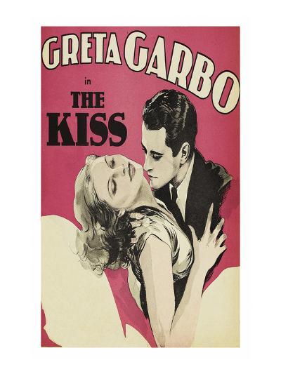 Kiss--Art Print