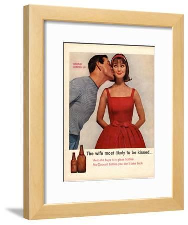 Kissing, Sex Discrimination, USA, 1950