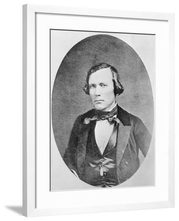 Kit Carson--Framed Photographic Print