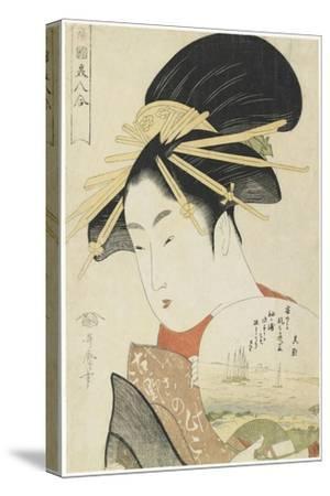 Courtesan Konosumi, 1793-1794