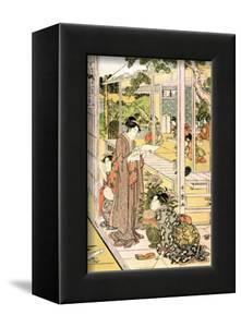 Domestic Scene by Kitagawa Utamaro