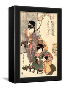 Hinamatsuri by Kitagawa Utamaro