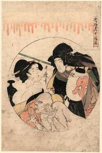 Juichidanme by Kitagawa Utamaro