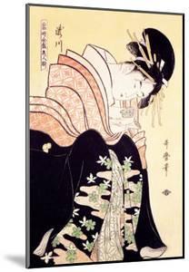 Love Letter by Kitagawa Utamaro