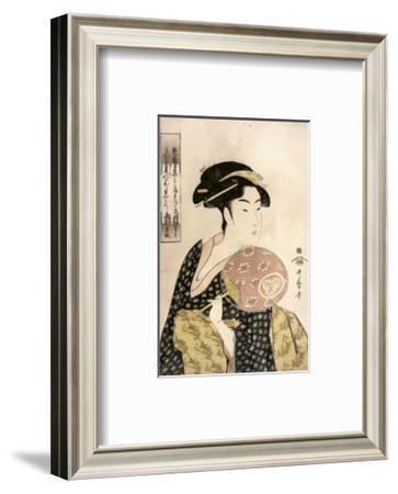 Ohisa of the Takashima Tea-Shop