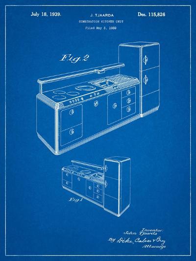 Kitchen Cabinets-Cole Borders-Art Print