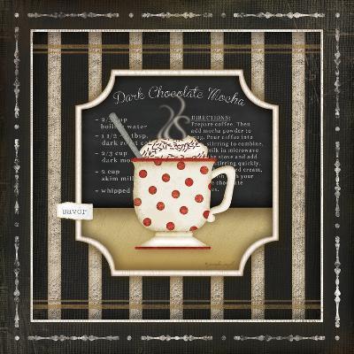 Kitchen Cuisine Coffee III-Jennifer Pugh-Art Print