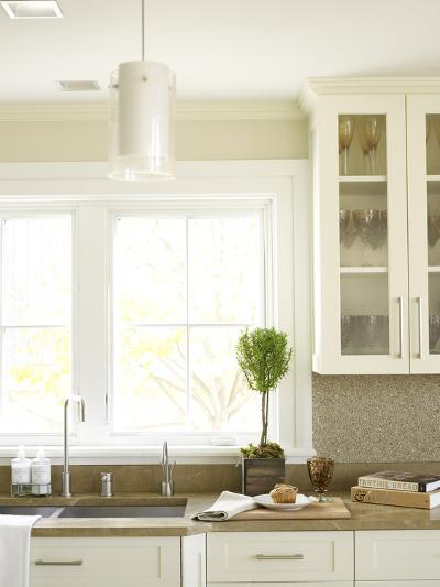 Kitchen Detail in American Home-Stacy Bass-Photo