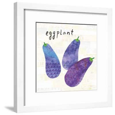 Kitchen Garden I Cream-Melissa Averinos-Framed Art Print
