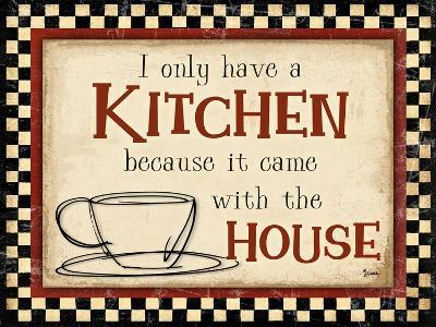Kitchen House-Diane Stimson-Art Print