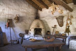 Kitchen in Mission La Purisima Concepcion