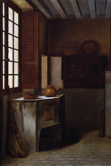 Kitchen Interior-Emma Trimolet-Giclee Print