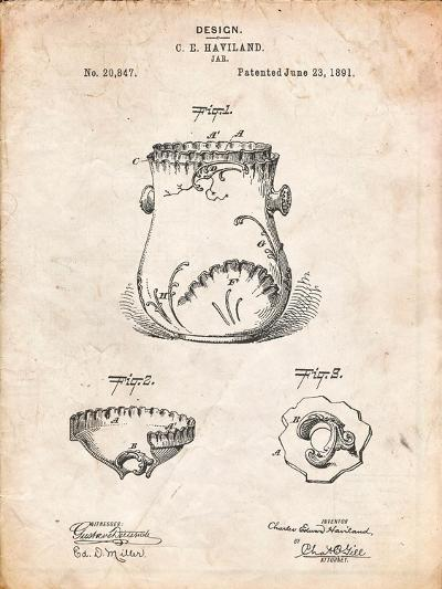 Kitchen Jar Pitcher-Cole Borders-Art Print