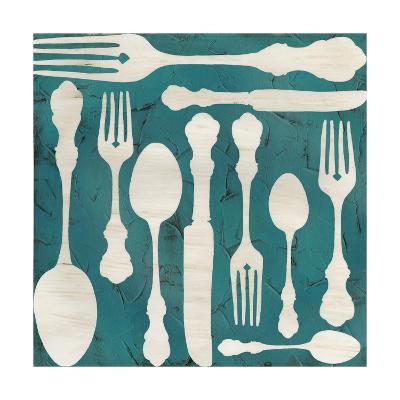 Kitchen Kitsch III-June Erica Vess-Art Print