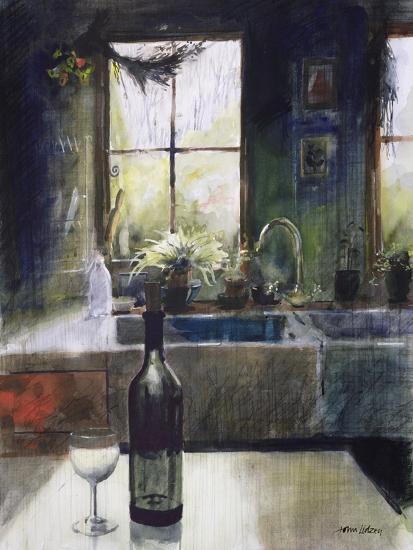 Kitchen Window-John Lidzey-Giclee Print
