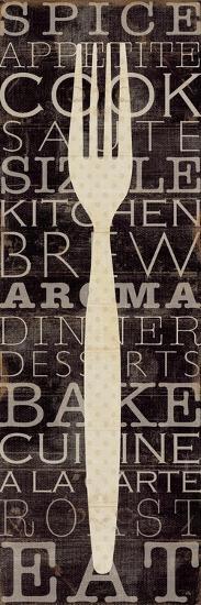 Kitchen Words I-Pela Design-Premium Giclee Print