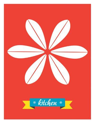 Kitchen-Patricia Pino-Art Print